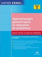 Apprentissages géométriques et résolution de problèmes