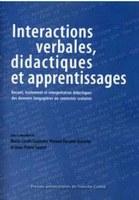 Interactions verbales, didactiques et apprentissages