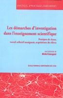Les démarches d'investigation dans l'enseignement scientifique