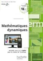 Mathématiques dynamiques, classe de Terminale