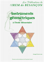 Instruments géométriques à l'école élémentaire