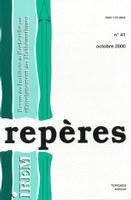 Repères-IREM