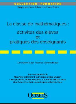 La classe de mathématiques